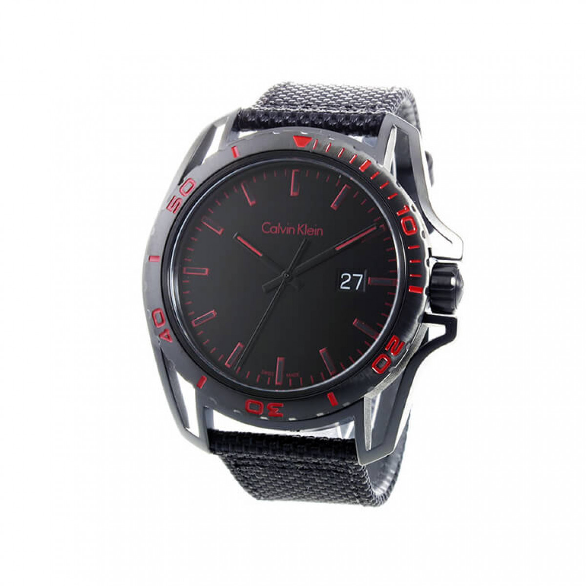 Часовник Calvin Klein K5Y31ZB1