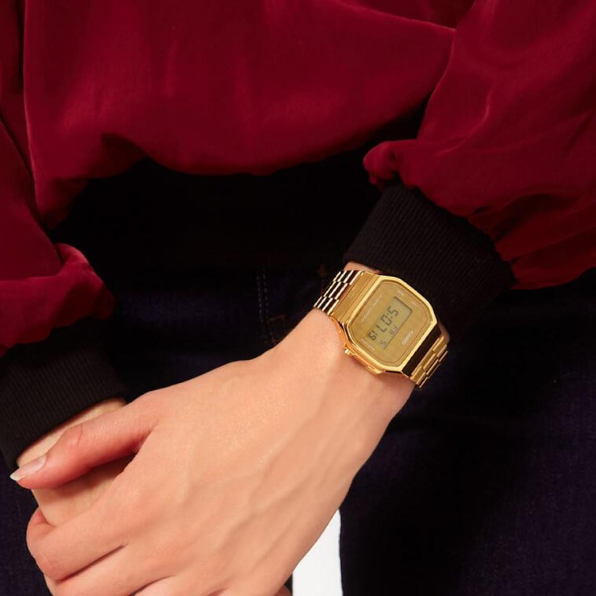 Часовник Casio A168WG-9BWEF