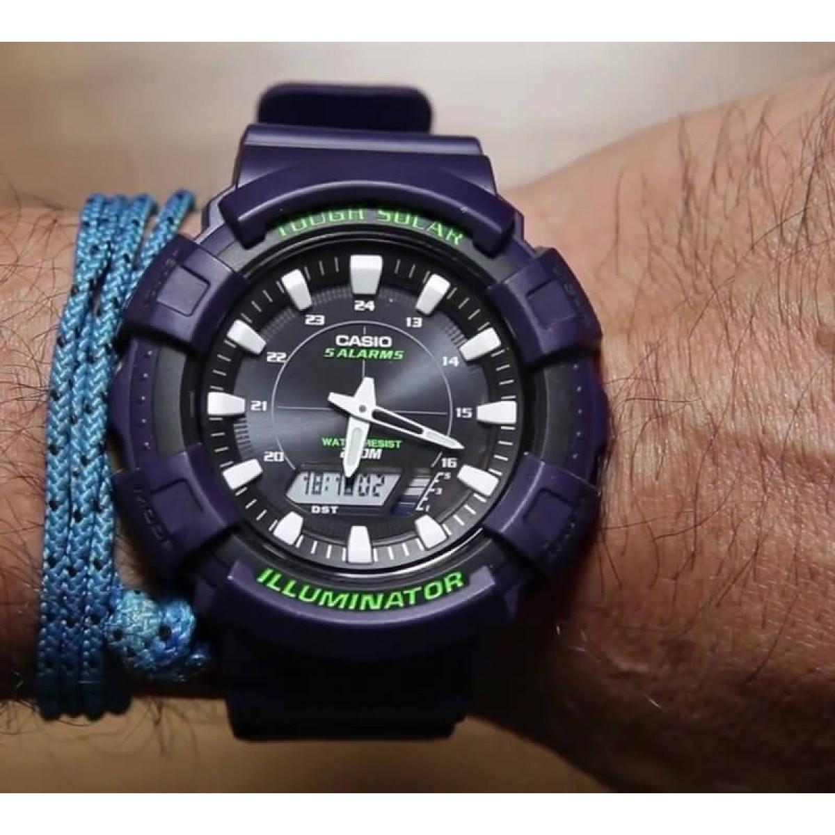 Часовник Casio AD-S800WH-2AV
