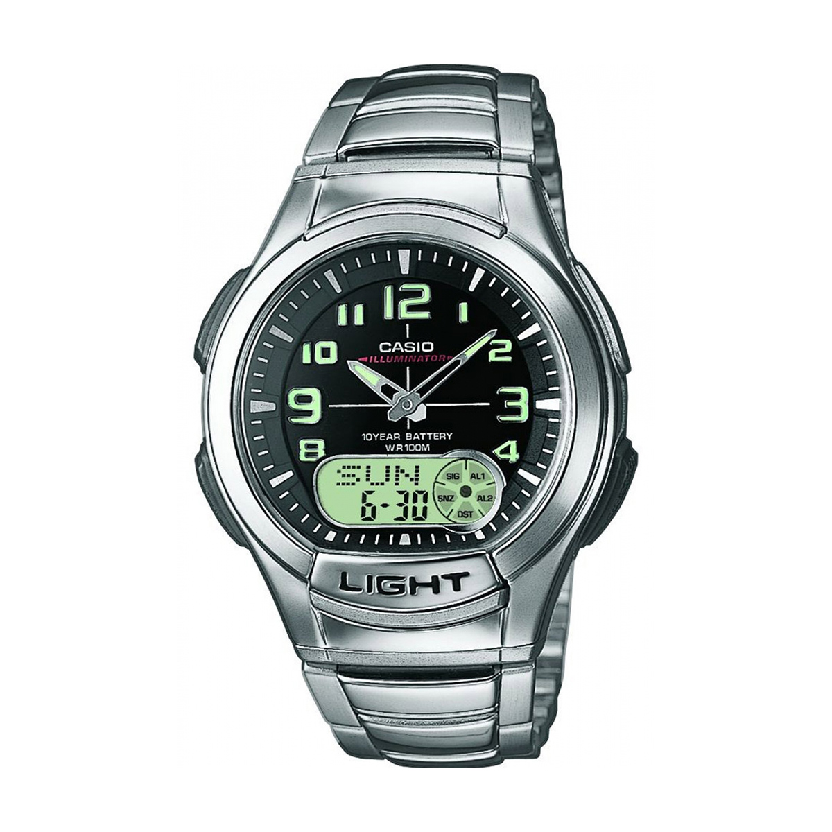Часовник Casio AQ-180WD-1BVES