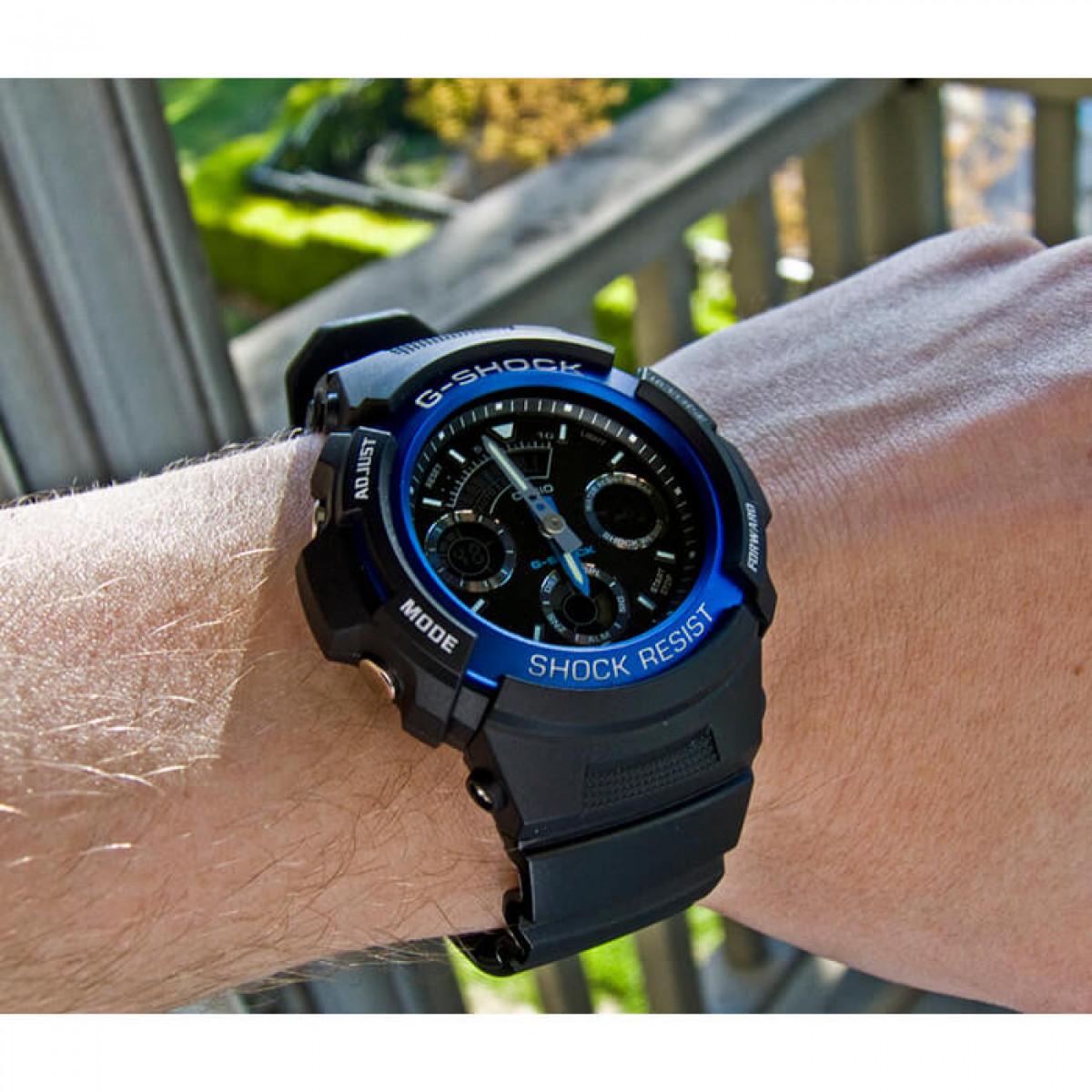Часовник Casio G-Shock AW-591-2AER