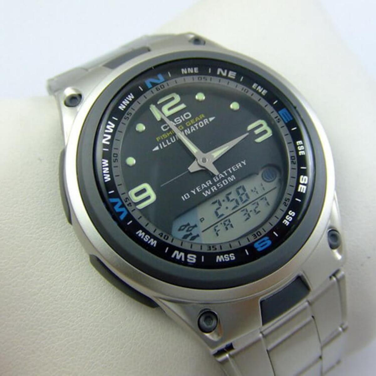 Часовник Casio AW-82D-1AVES