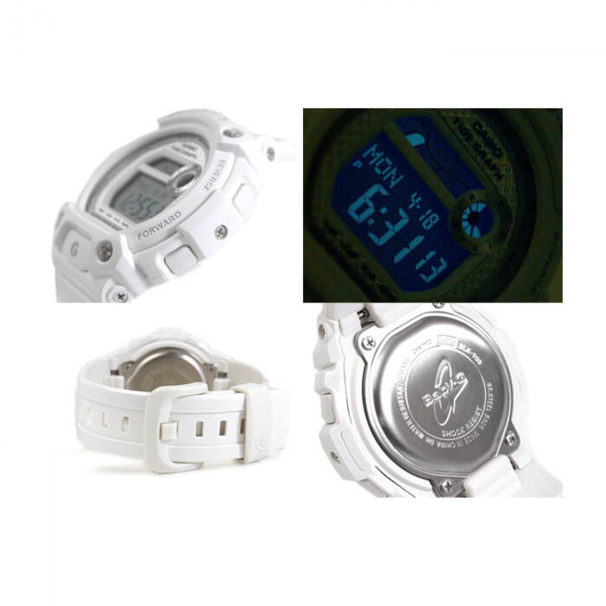 Часовник Casio BLX-100-7ER