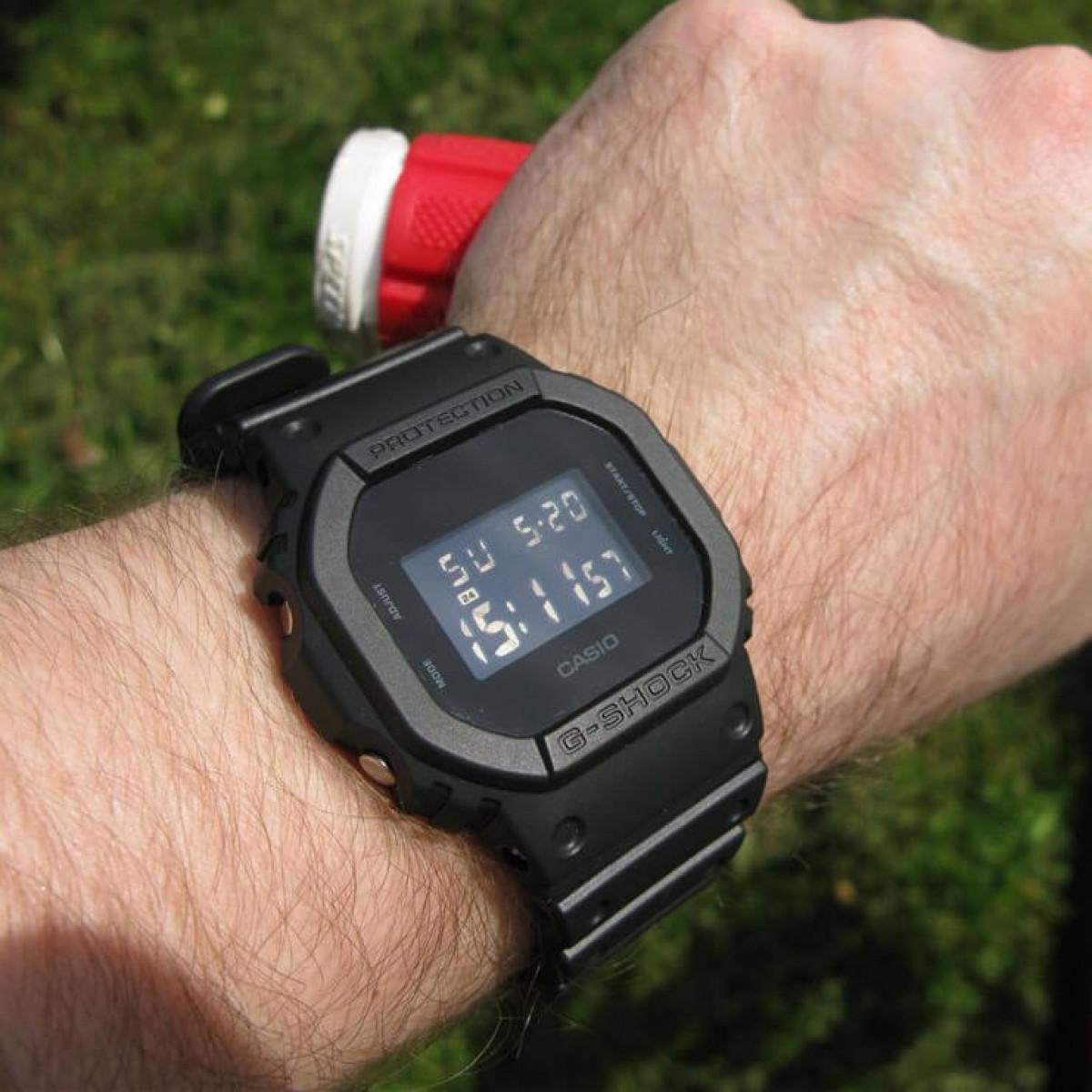 Часовник Casio G-Shock DW-5600BB-1ER