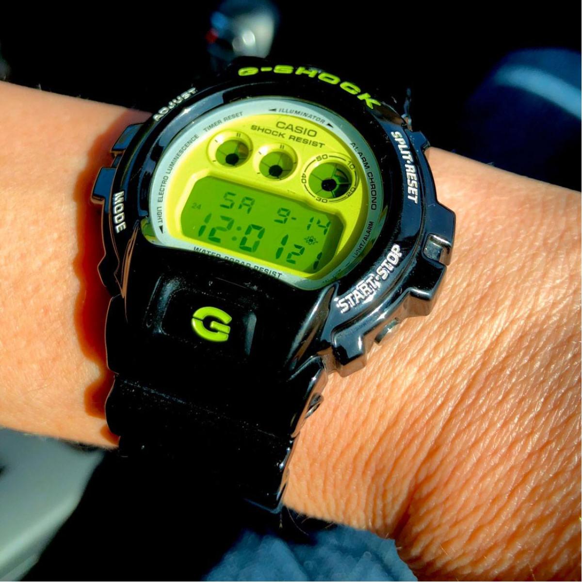 Часовник Casio G-Shock DW-6900CS-1ER