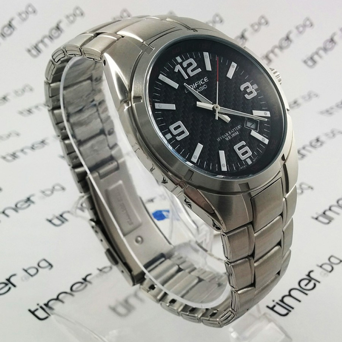 Часовник Casio EF-125D-1AVEG