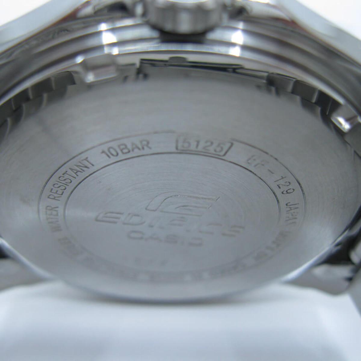 Часовник Casio EF-129D-2AVEF