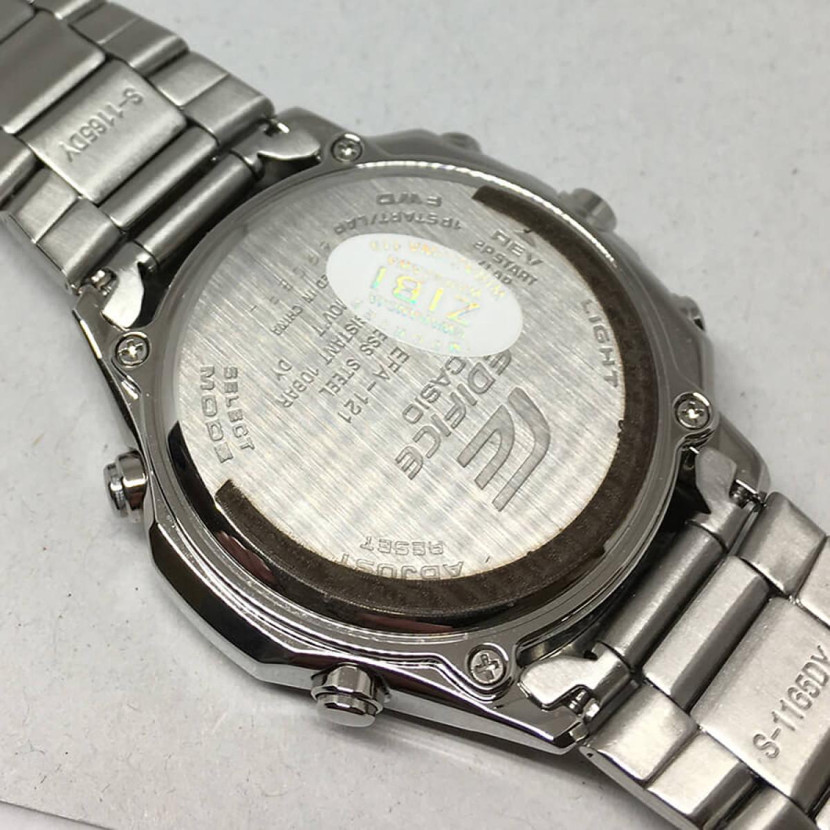 Часовник Casio EFA-121D-1AVEF