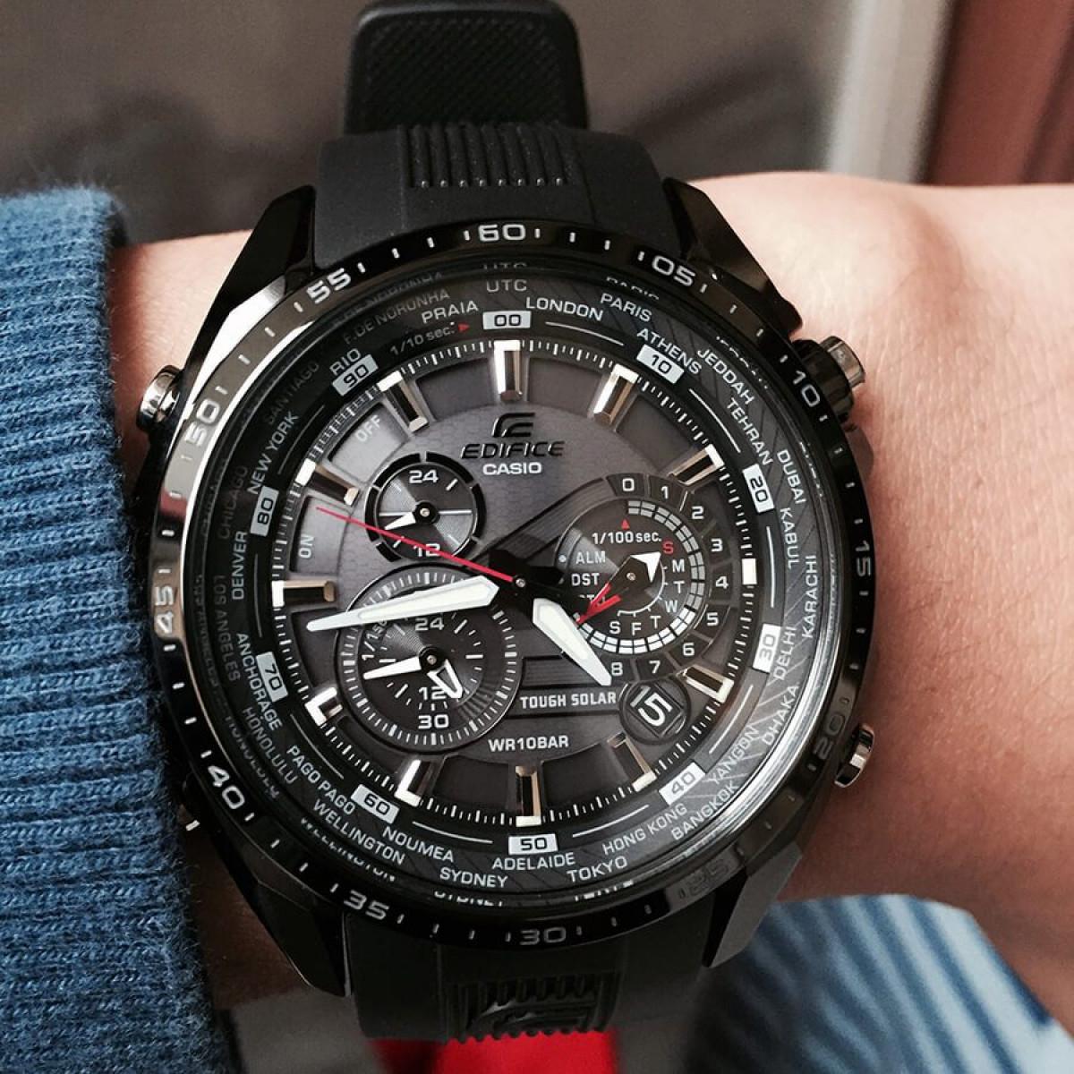 Часовник Casio EQS-500C-1A1ER