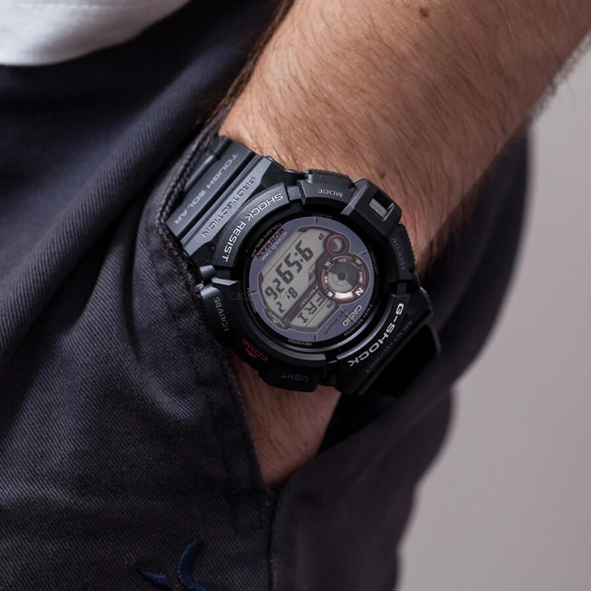 Часовник Casio G-Shock Mudman G-9300-1ER