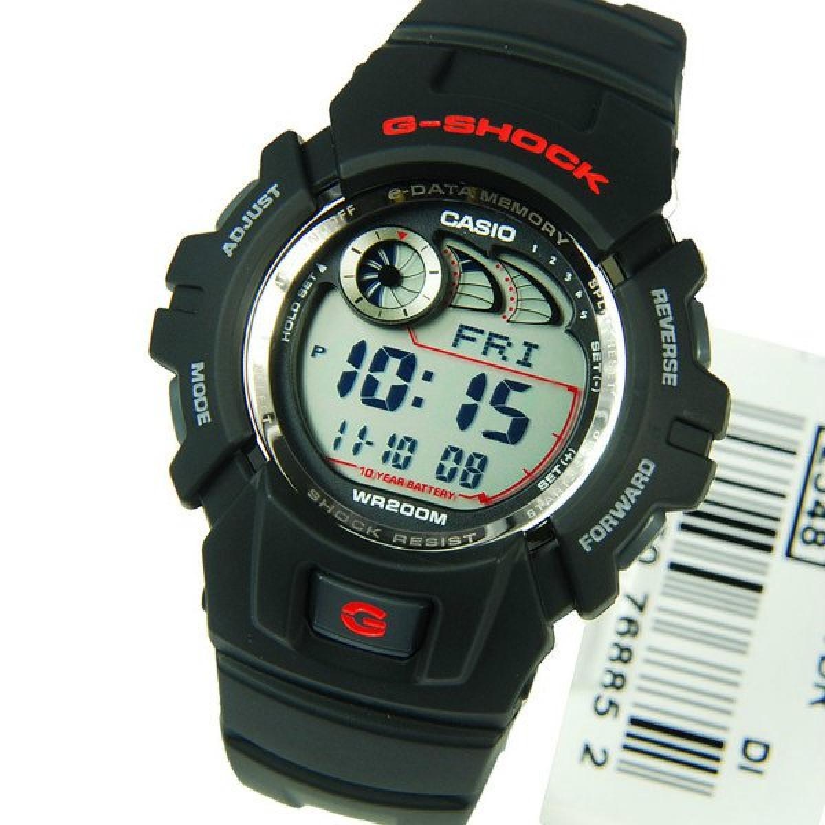 Часовник Casio G-Shock G-2900F-1VER