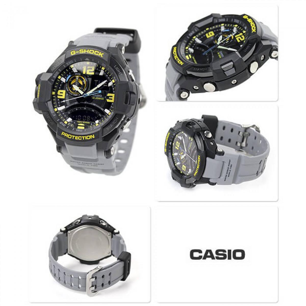 Часовник Casio G-Shock Gravitymaster GA-1000-8AER