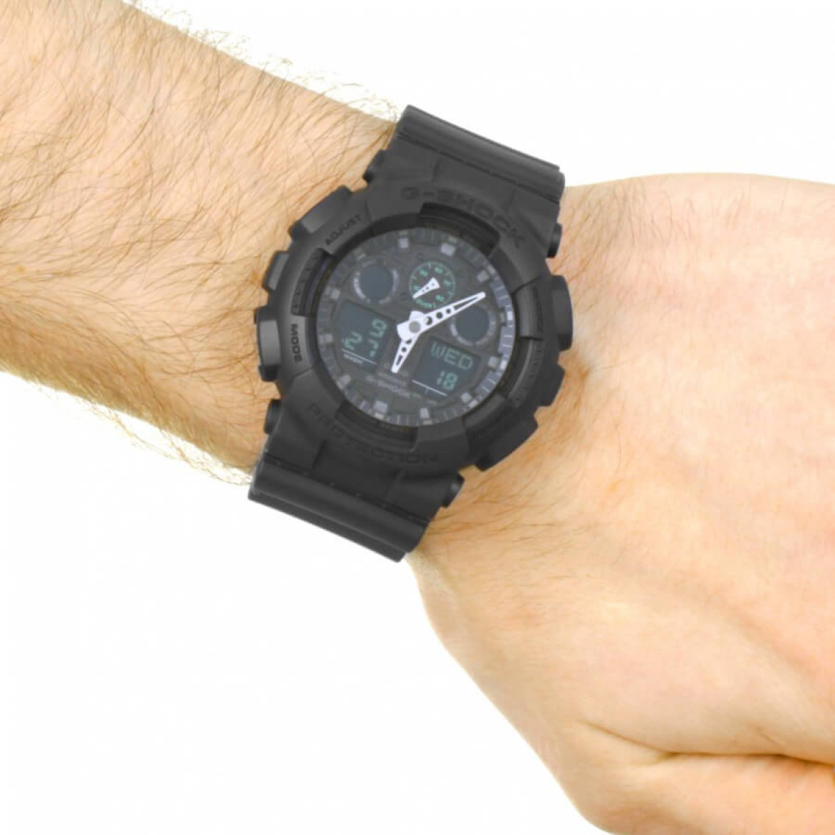 Часовник Casio G-Shock GA-100MB-1AER