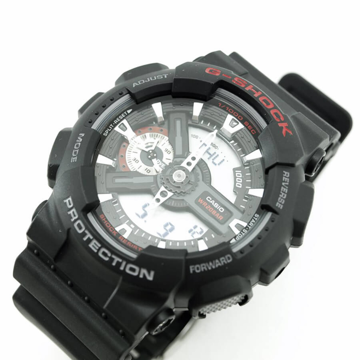 Часовник Casio G-Shock GA-110-1AER