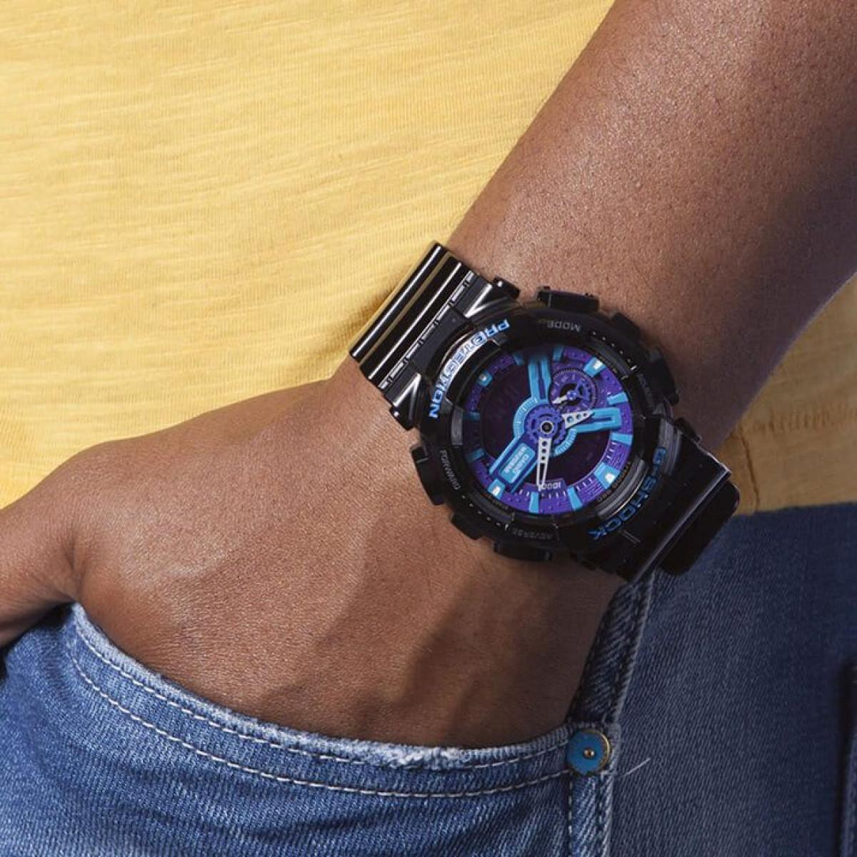 Часовник Casio G-Shock GA-110HC-1AER