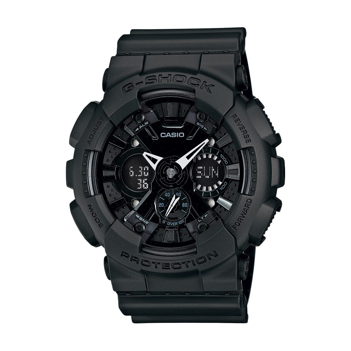 Часовник Casio G-Shock GA-120BB-1AER