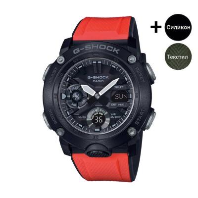 Часовник Casio G-Shock GA-2000E-4ER