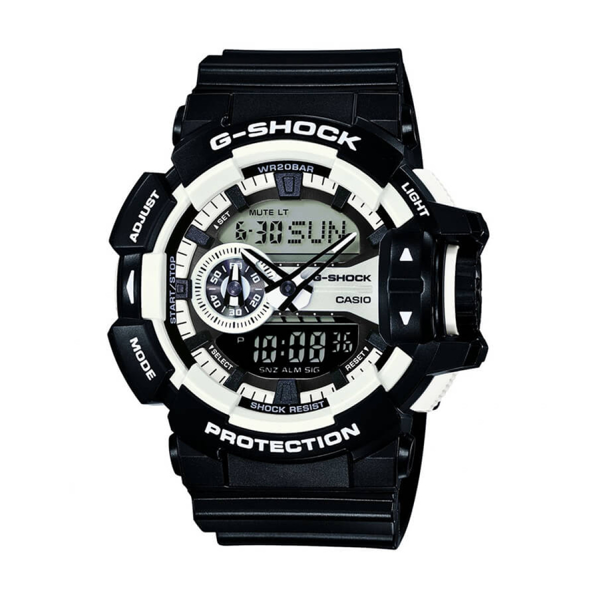 Часовник Casio G-Shock GA-400-1AER