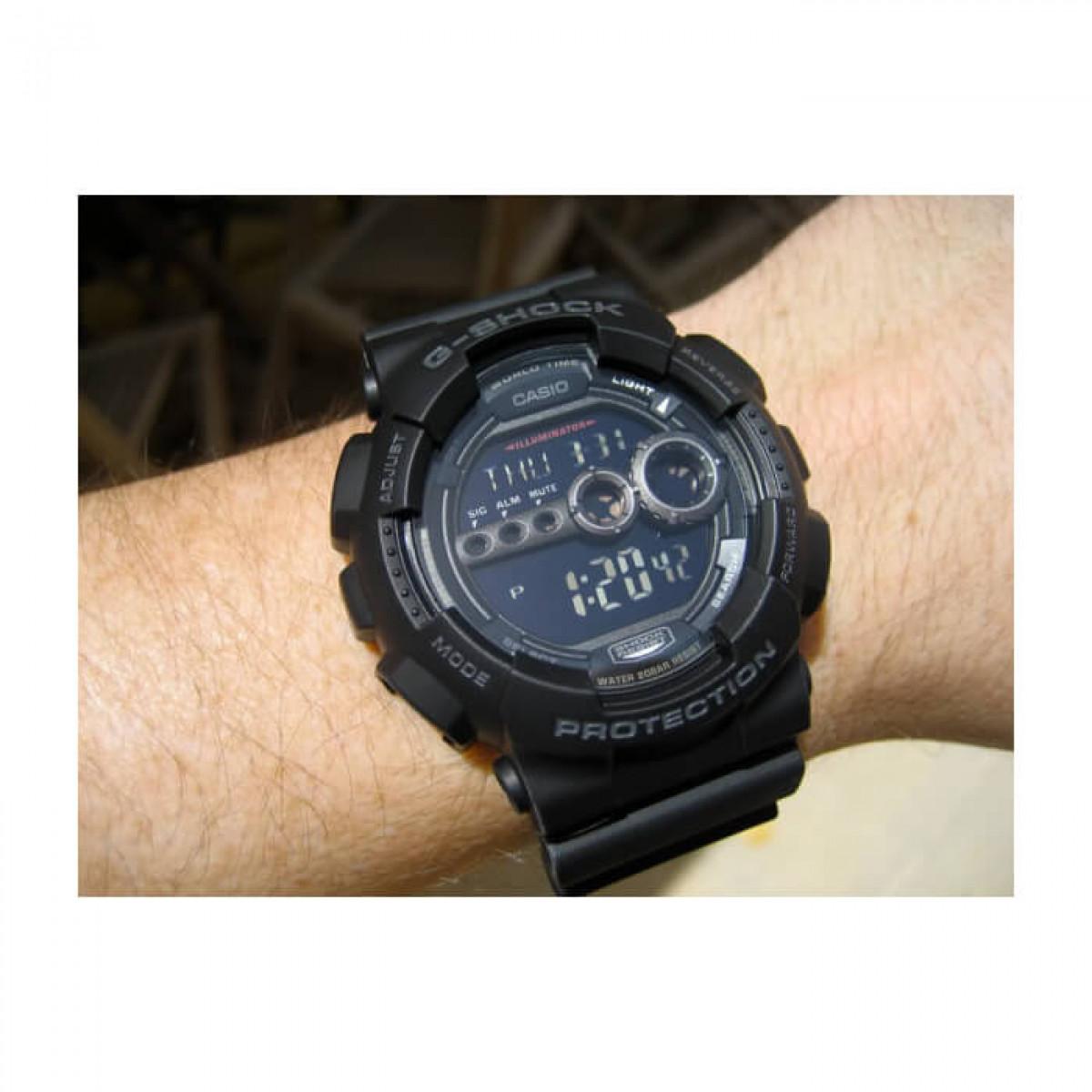 Часовник Casio G-Shock GD-100-1BER