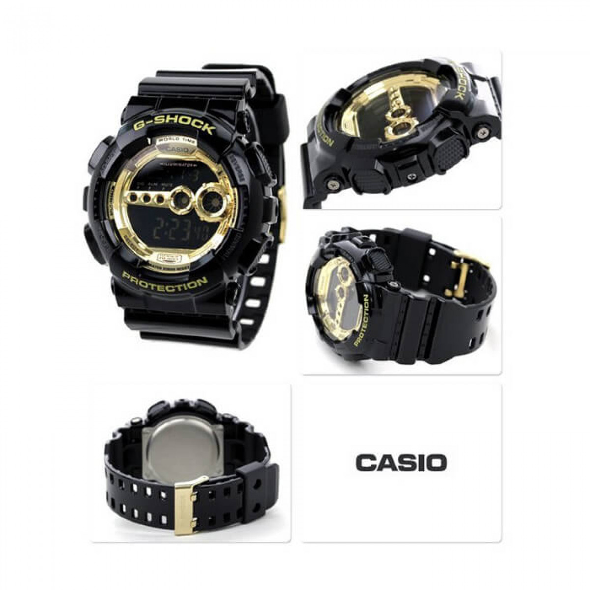 Часовник Casio G-Shock GD-100GB-1ER