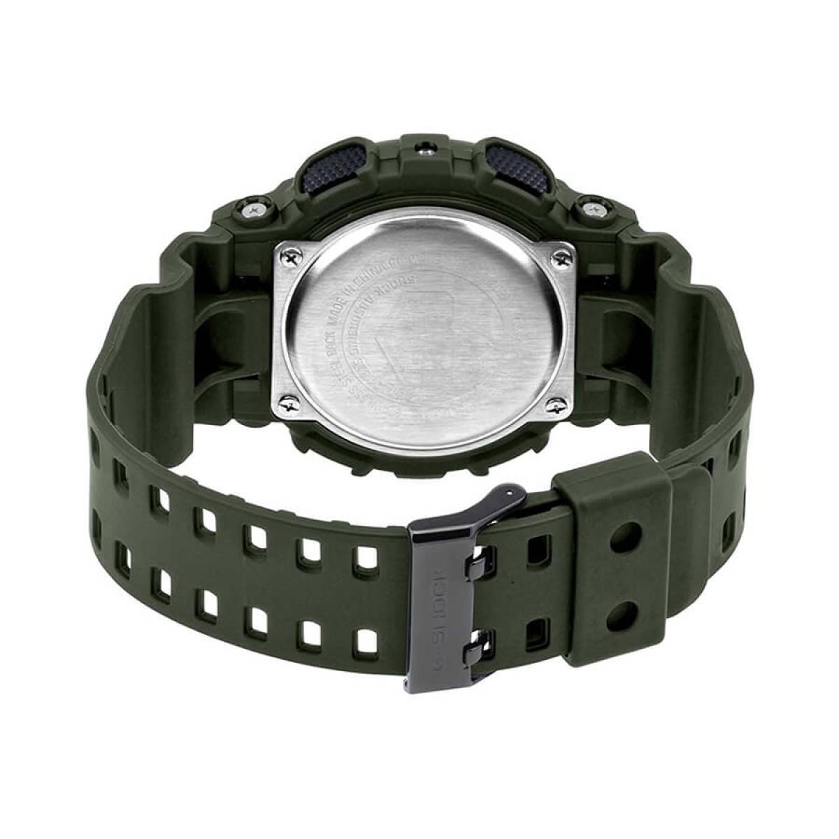 Часовник Casio G-Shock GD-100MS-3ER