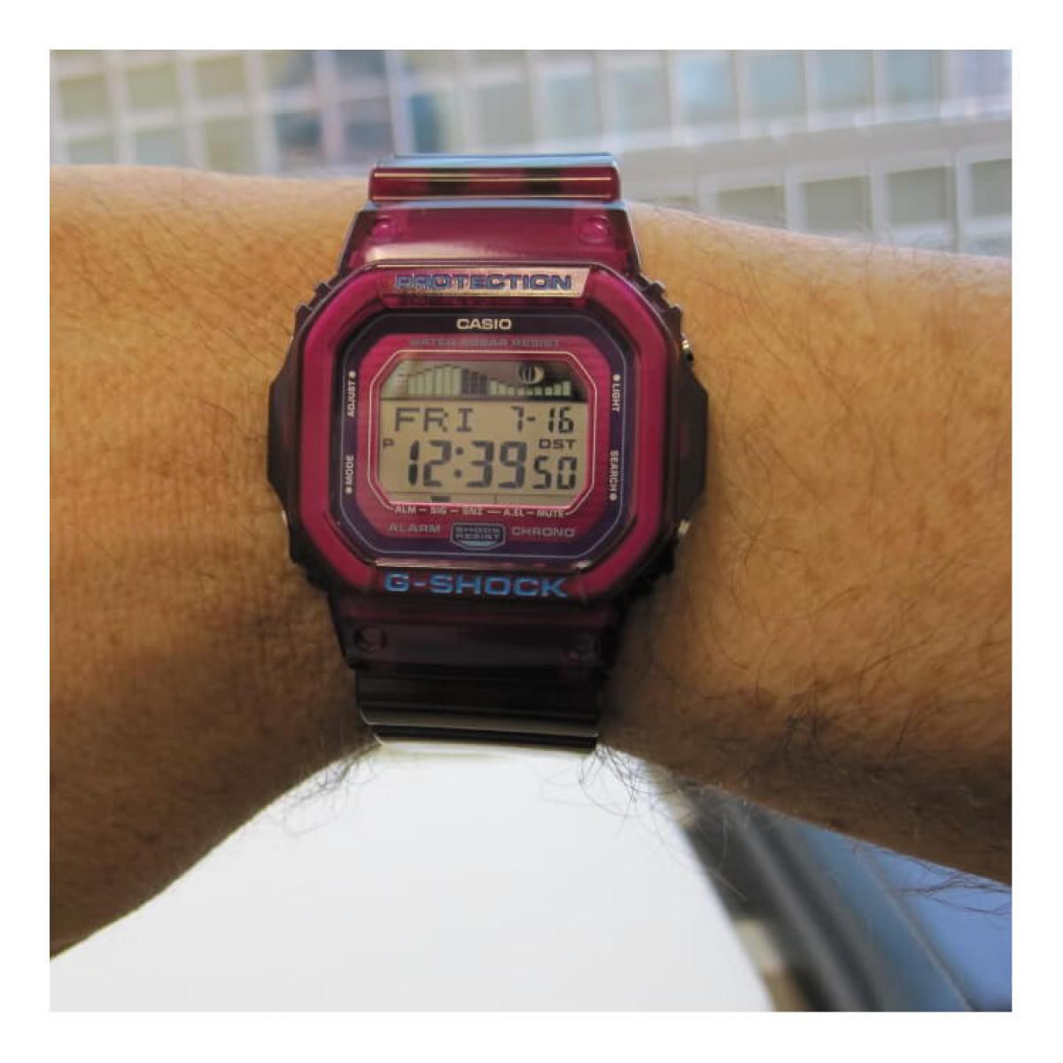 Часовник Casio G-Shock G-Lide GLX-5600B-4ER