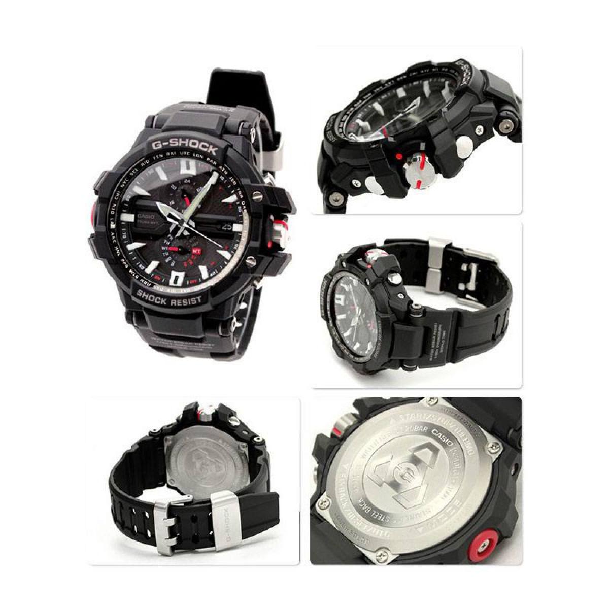 Часовник Casio G-Shock Gravitymaster GW-A1000-1AER