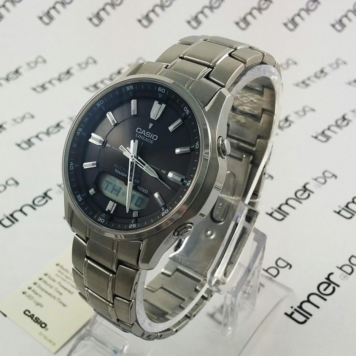 Часовник Casio LCW-M100DSE-1AER