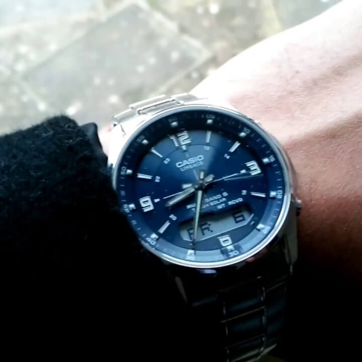 Часовник Casio LCW-M100DSE-2AER