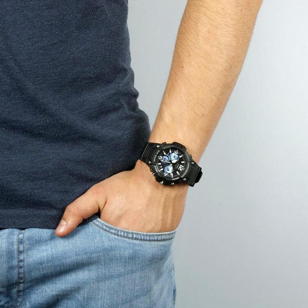 Часовник Casio MCW-100H-1A2VEF