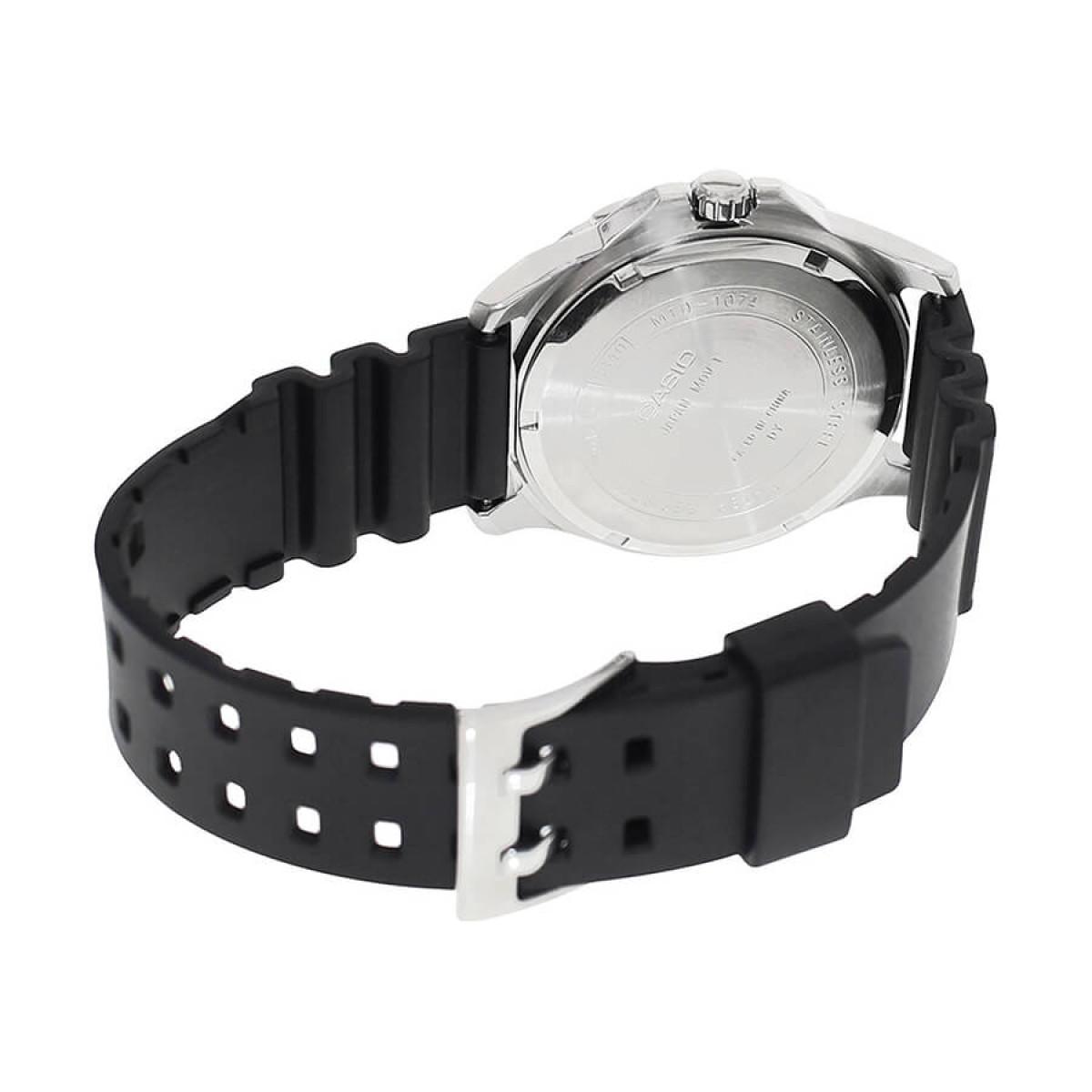 Часовник Casio MTD-1074-1AV