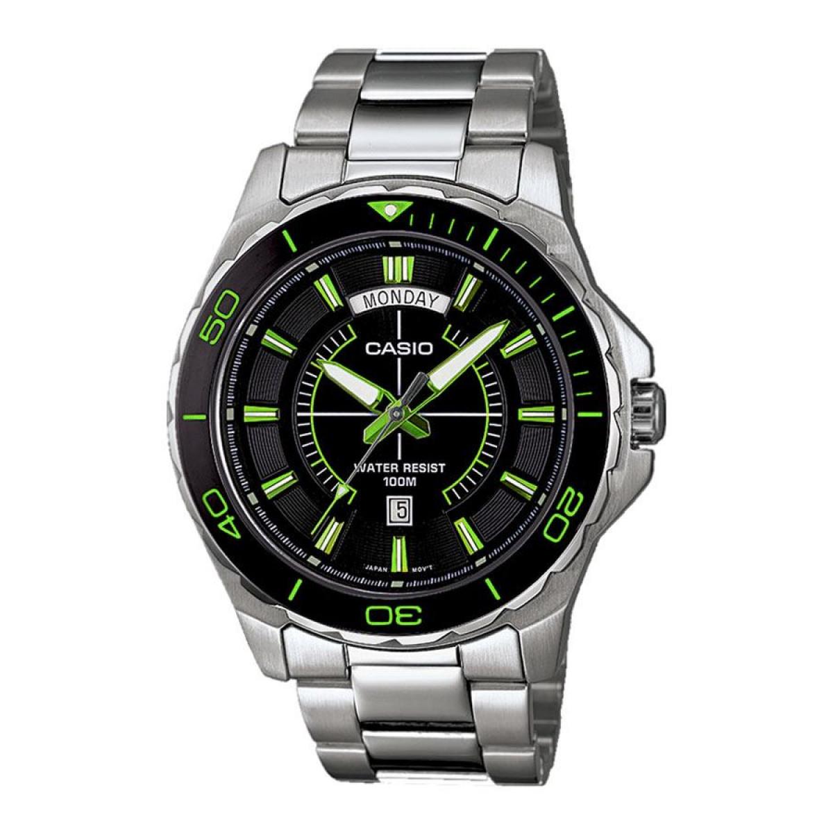 Часовник Casio MTD-1076D-1A3V