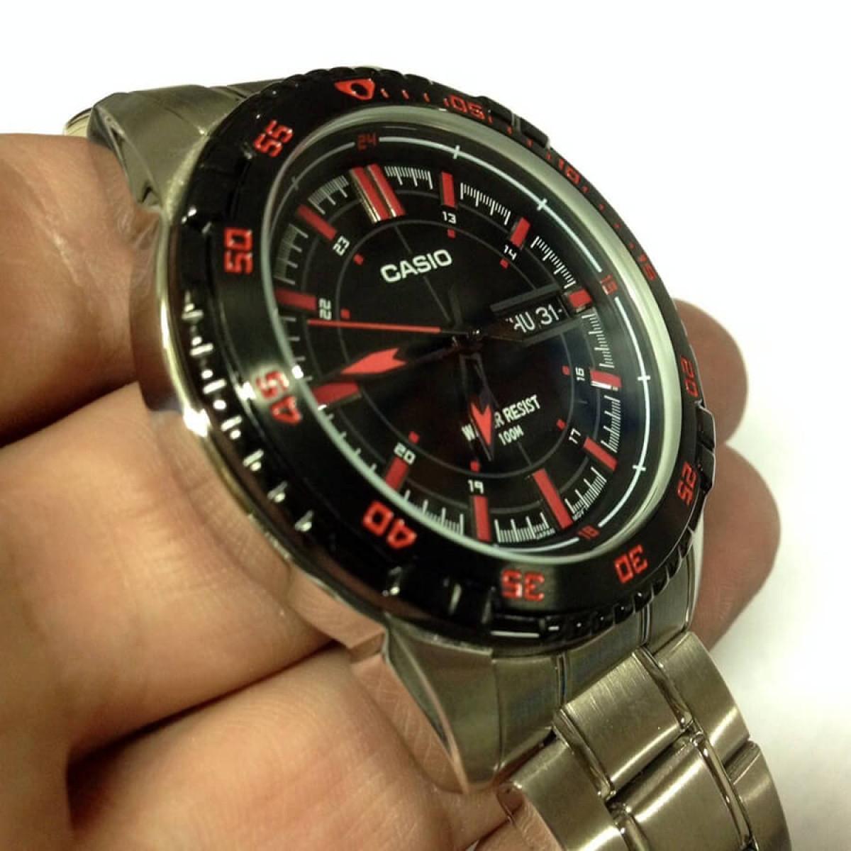 Часовник Casio MTD-1078D-1A1VEF