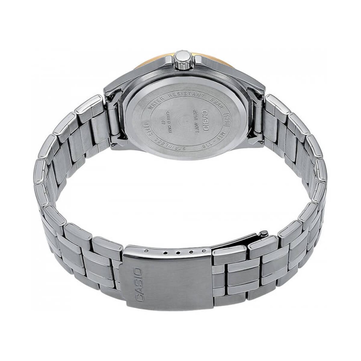 Часовник Casio MTF-118BD-9AV
