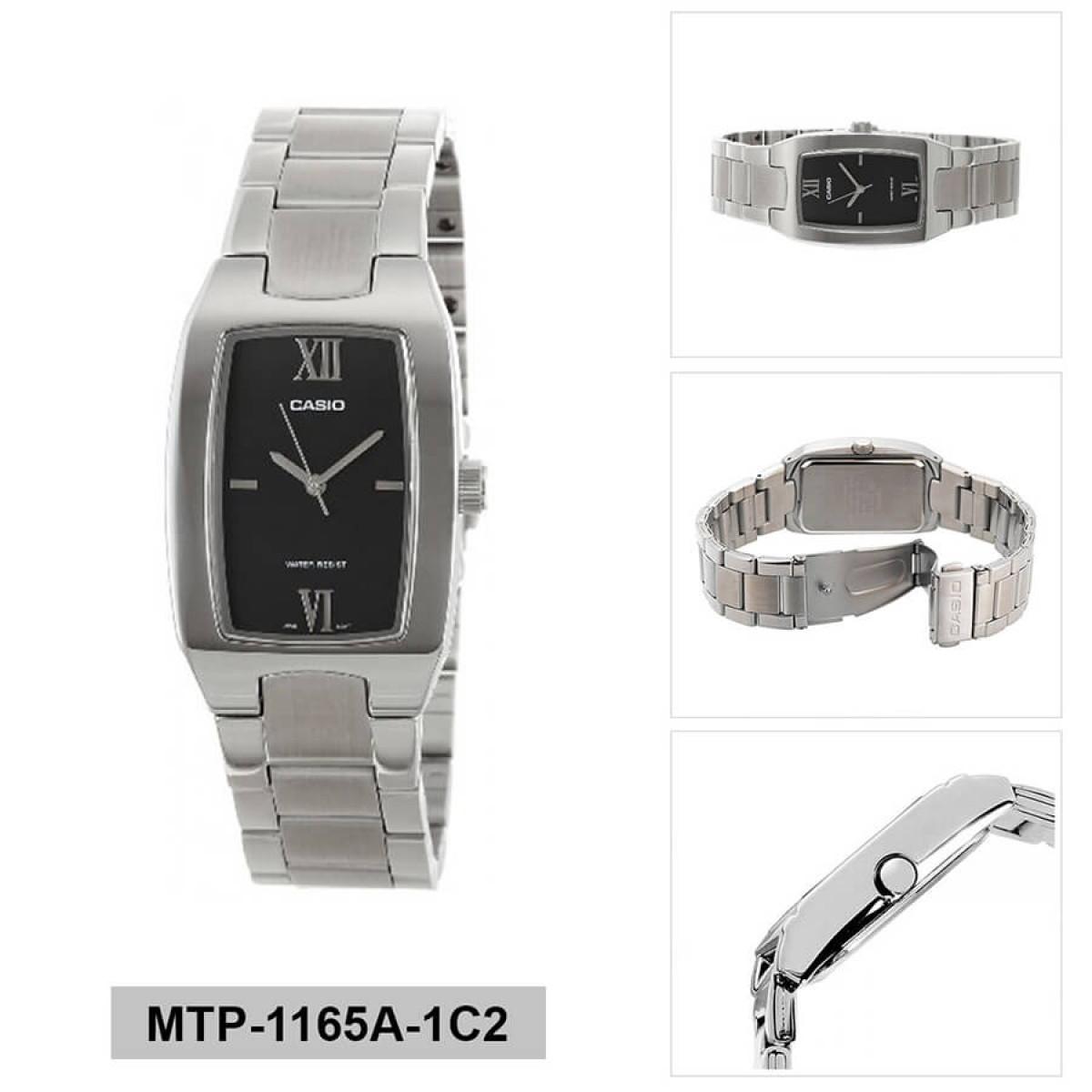 Часовник Casio MTP-1165A-1C2