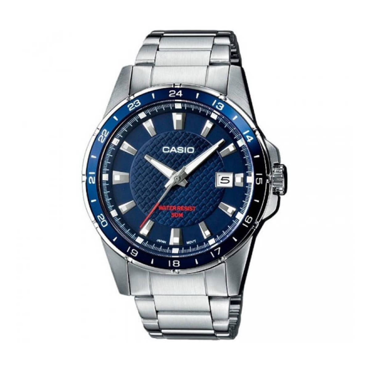 Часовник Casio MTP-1290D-2AVEF