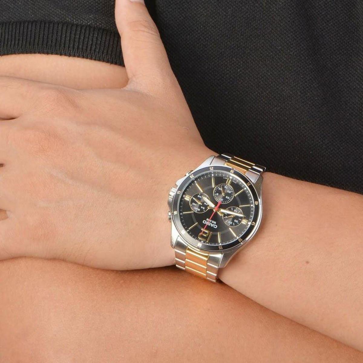Часовник Casio MTP-1374SG-1AV