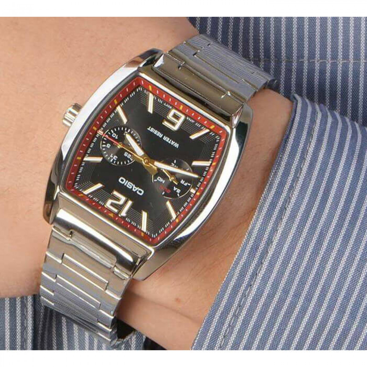 Часовник Casio MTP-E302D-1A