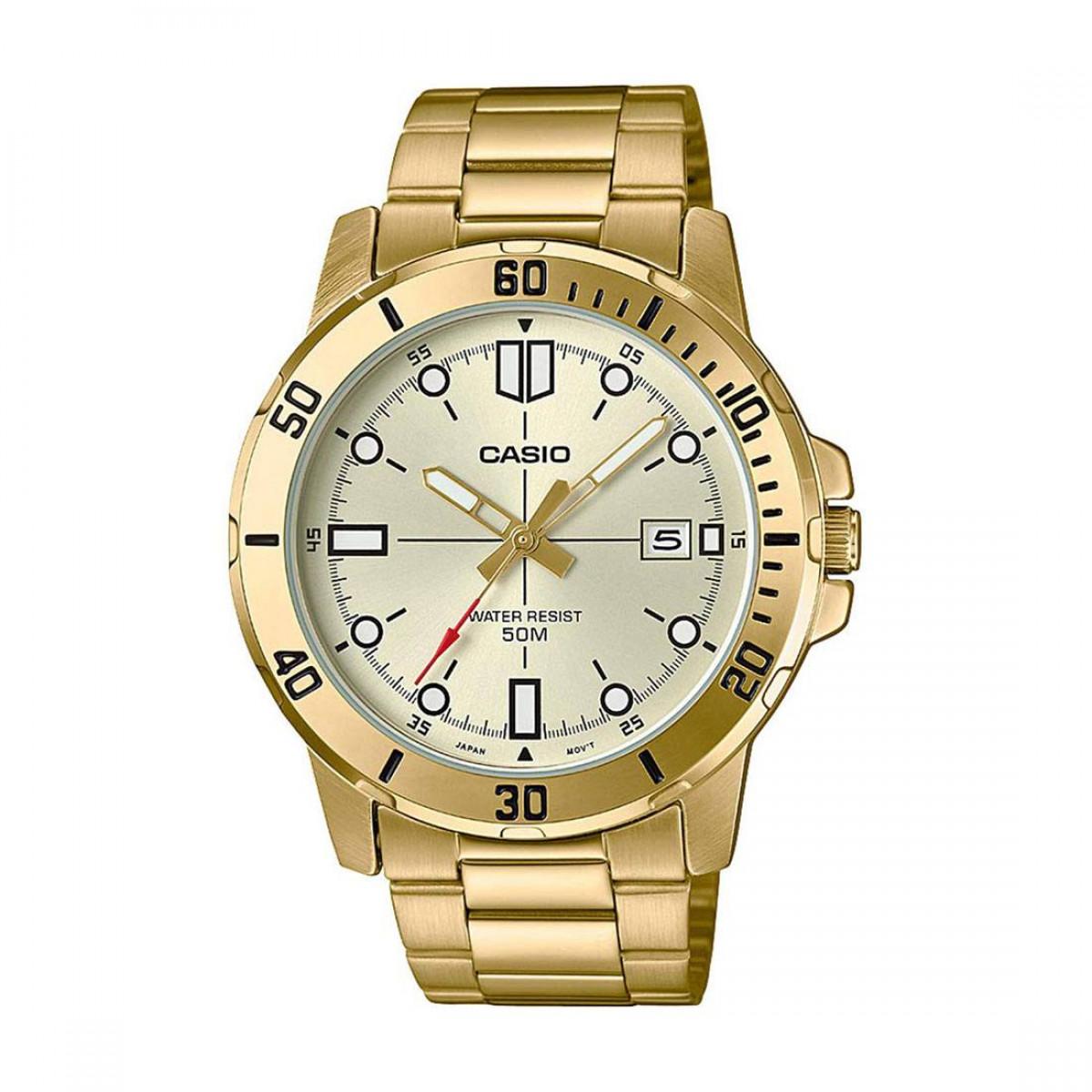 Часовник Casio MTP-VD01G-9EV