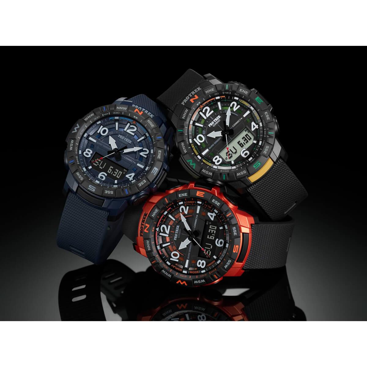 Часовник Casio Pro Trek PRT-B50-4ER