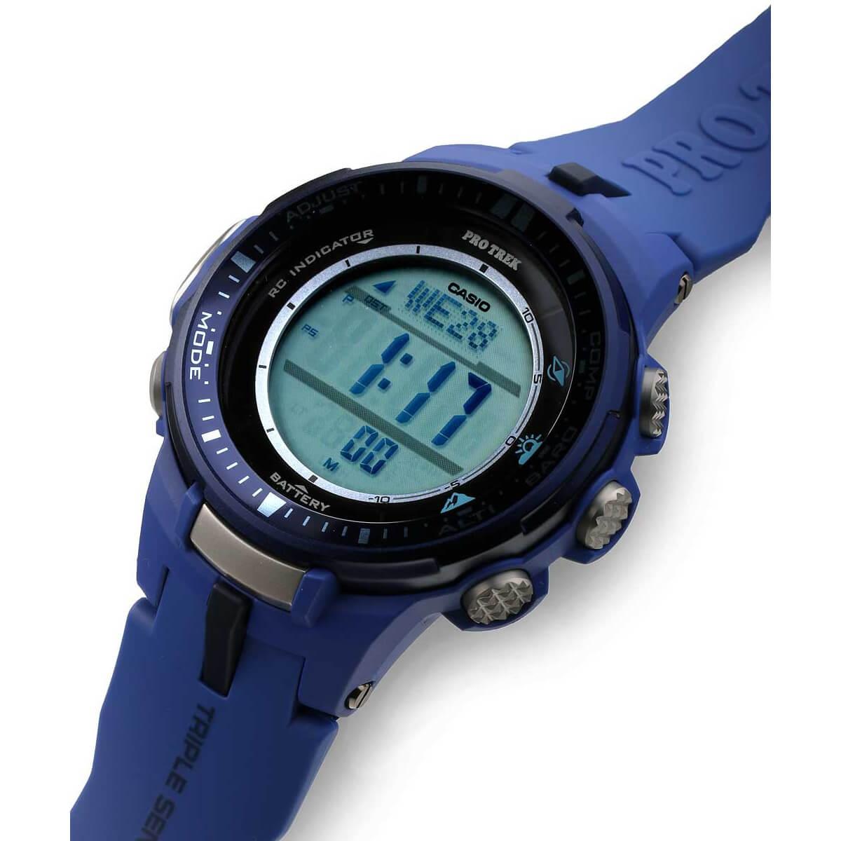 Часовник Casio Pro Trek PRW-3000-2BER