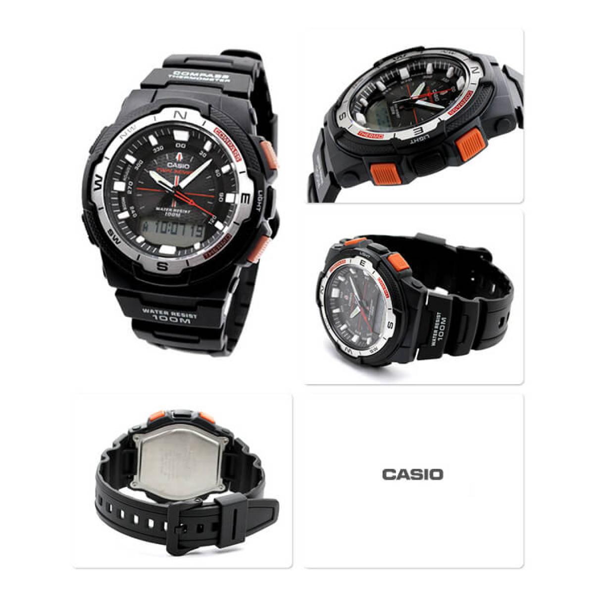 Часовник Casio SGW-500H-1BVER