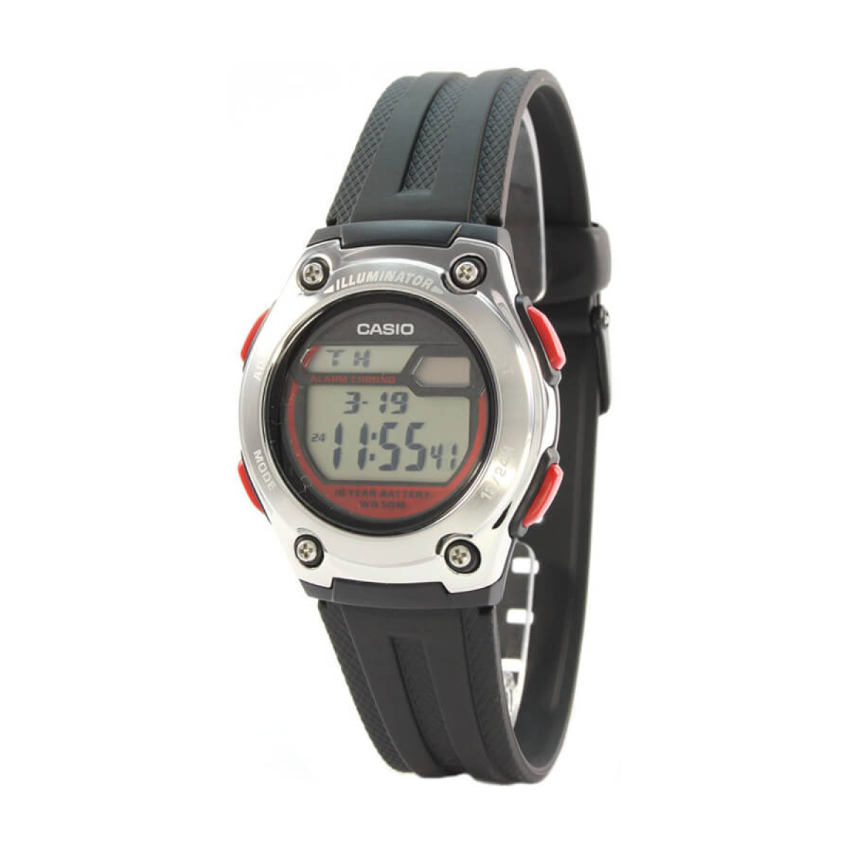 Часовник Casio W-211-1BVES