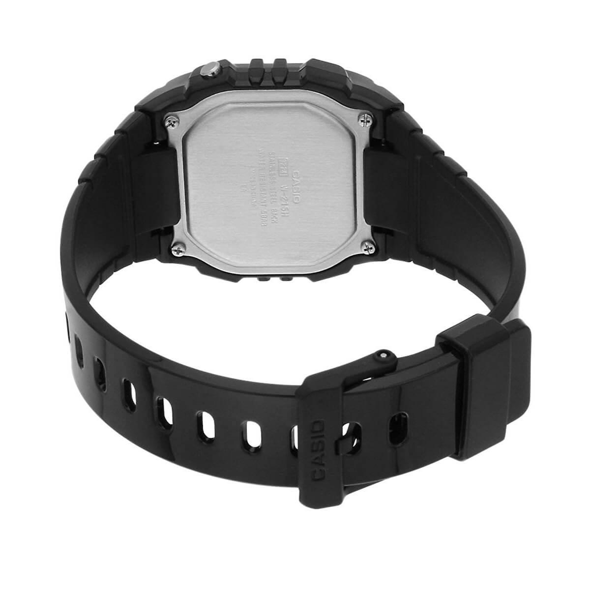 Часовник Casio W-215H-1A2VEF