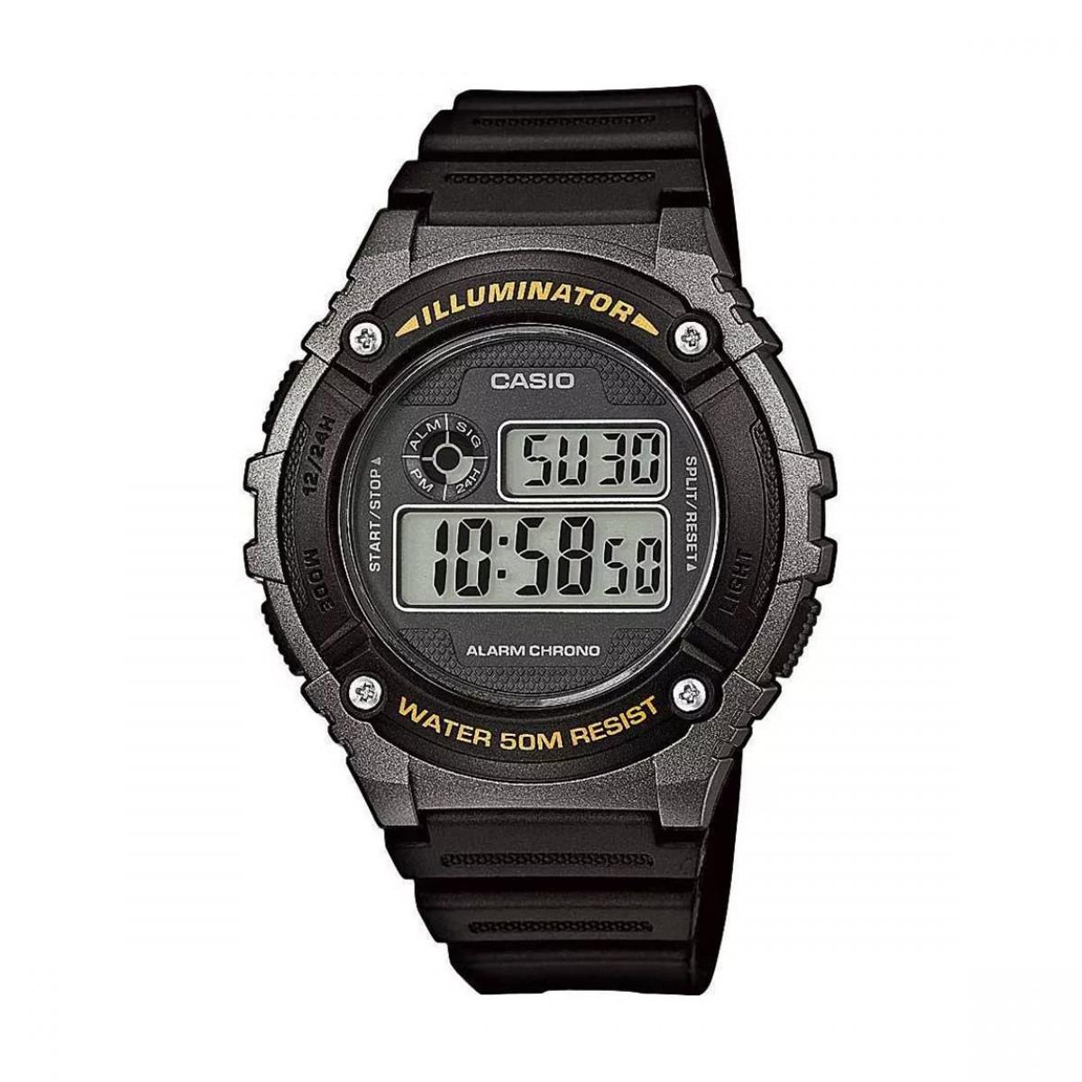 Часовник Casio W-216H-1BVEF