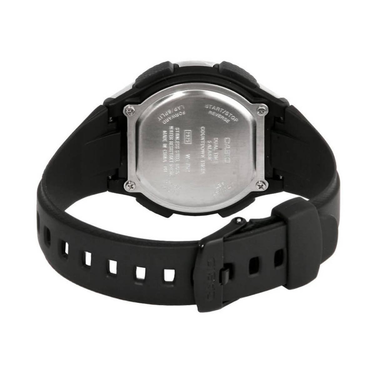 Часовник Casio W-752-1AVES