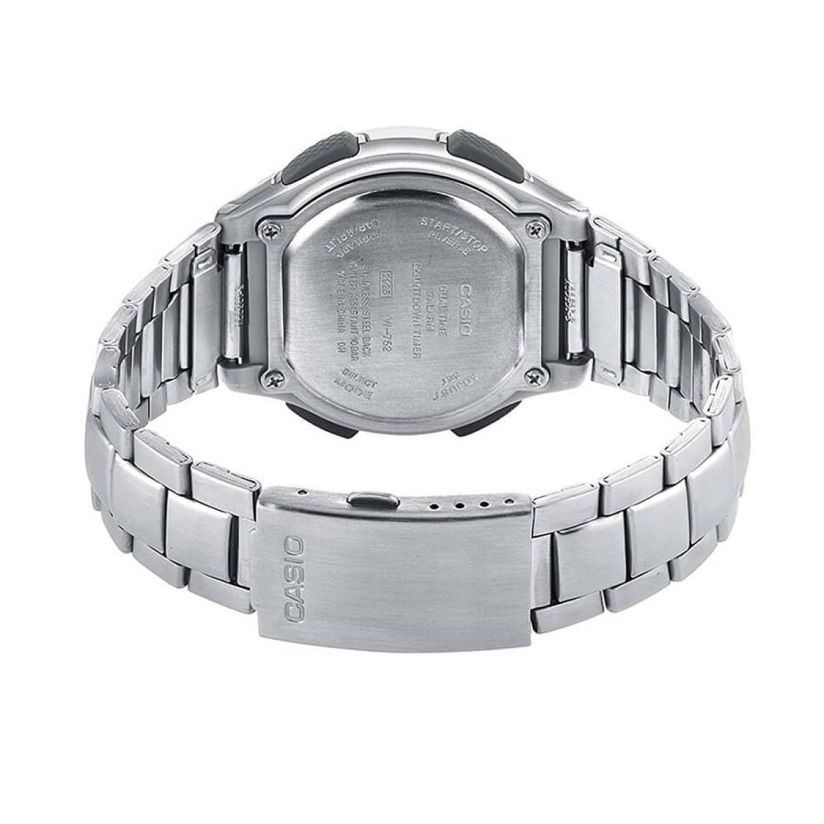 Часовник Casio W-752D-1AVES