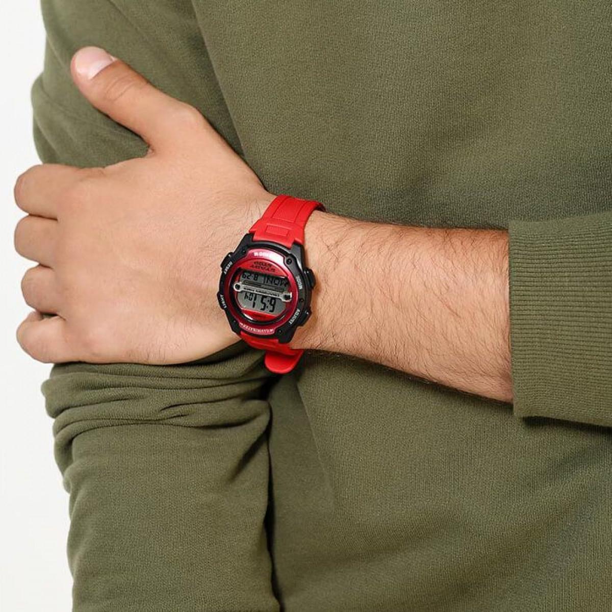 Часовник Casio W-756-4AVES