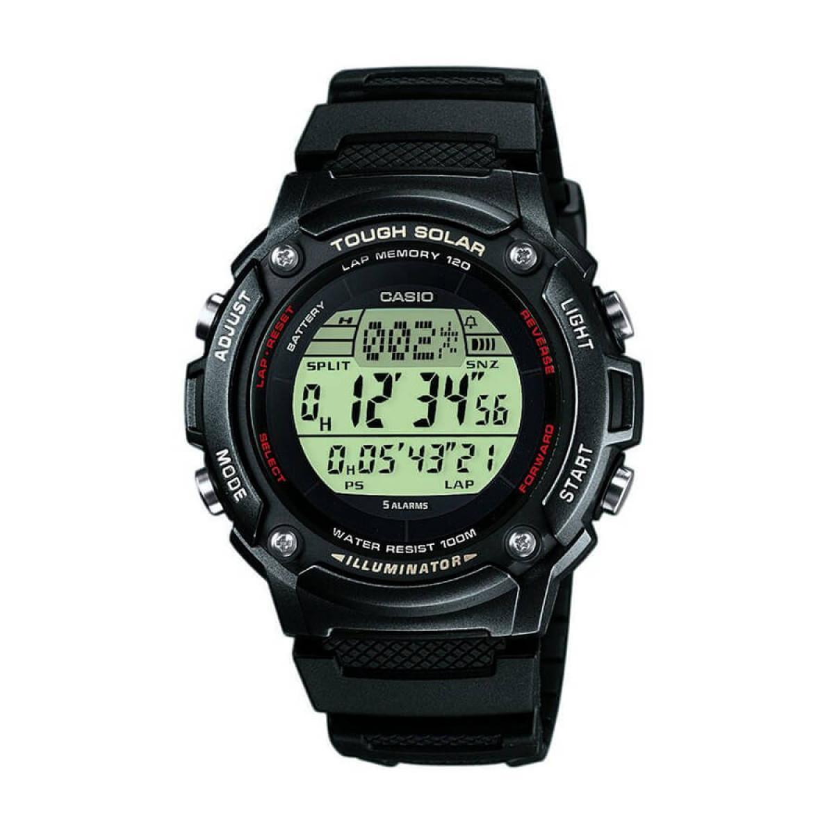 Часовник Casio W-S200H-1BVEF