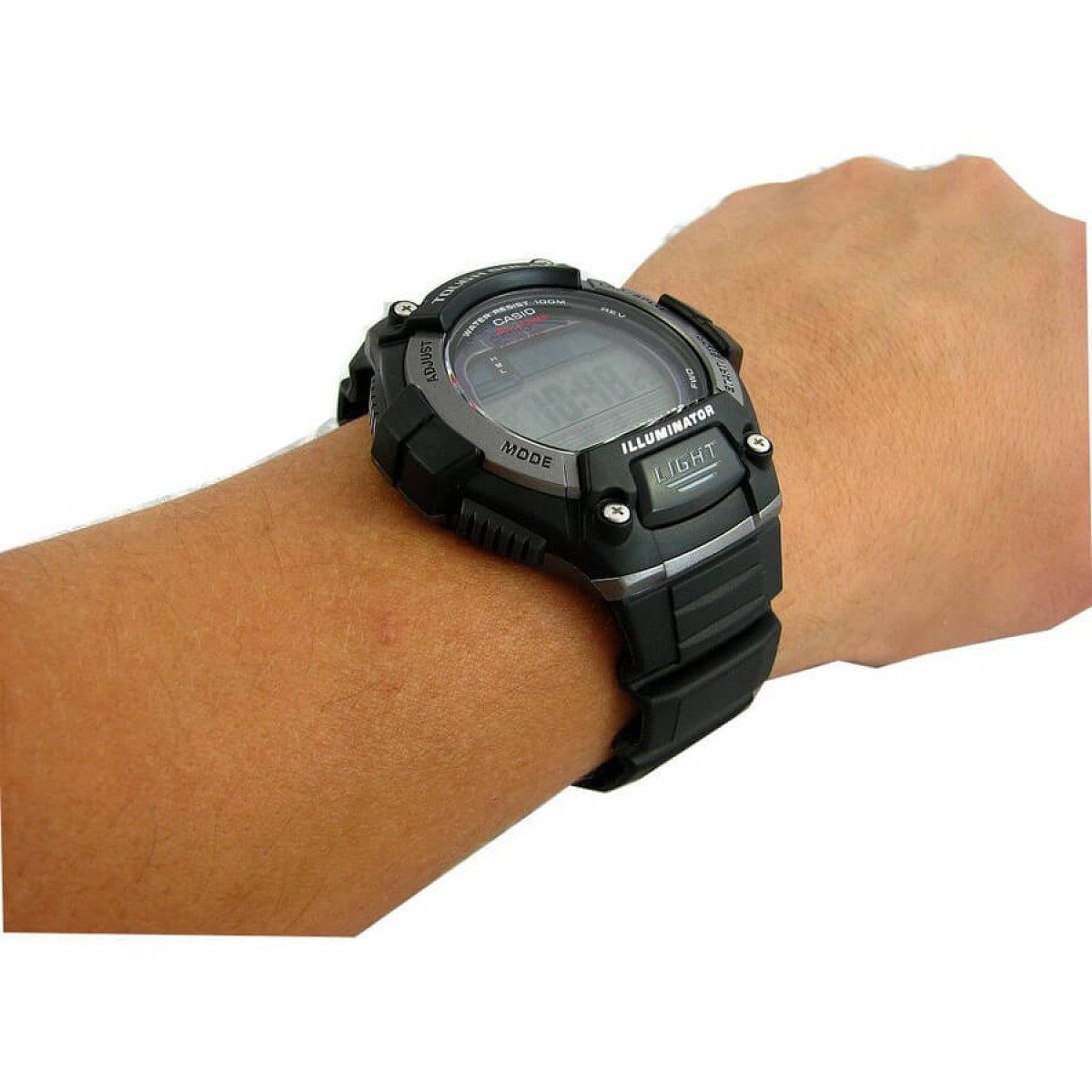Часовник Casio W-S220-1AVEF
